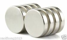 5pcs N50 Super Strong Disc Cylinder Round Magnets 25 x 4 mm Rare Earth Neodymium