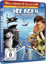 Blu-ray ICE AGE 4 - Voll verschoben # Scrat, Sid, Manni, Diego ++NEU