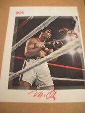 Muhammad Ali SIGNED Magazine Photo