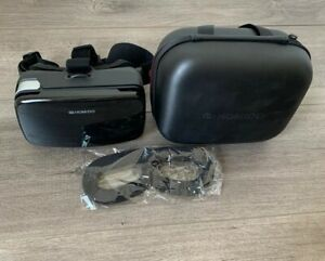"""NEW HOMIDO VR Virtual Reality Headset V2 Fits 4""""- 5.7"""" Smartphone iPhone Android"""