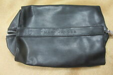 MARC JACOBS  men toiletry travel bag with zipper ..NEW!!!