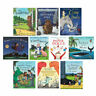 Julia Donaldson 10 Books Collection The Gruffalo, Room on the Broom, Cave Baby