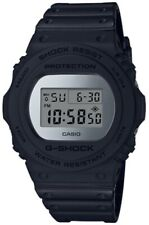 Casio G-Shock * DW5700BBMA-1 Basic Black Metallic Mirror Digital Watch