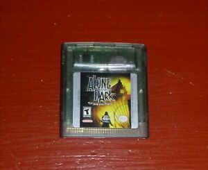 Alone in the Dark 4: The New Nightmare (Nintendo Game Boy Color) - Cart Only