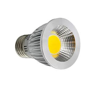E27 3W COB Led Light Bulbs Spotlight Lamp Warm White 110V 220V Indoor Lighting