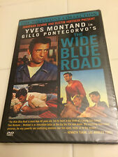 The Wide Blue Road DVD Milestone Collection New Out Of Print