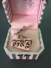 Juicy Couture Laptop Charm