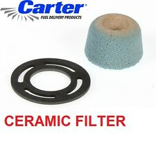 FUEL PUMP GAS FILTER AMC DESOTO CHEVROLET DODGE STUDEBAKER LOCATED IN FUEL PUMP