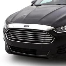 AVS for 17-18 Ford Fusion (Grille Fascia Mount) Aeroskin Low Profile Hood Shield