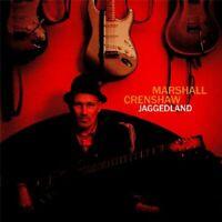 Marshall Crenshaw - Jaggedland - Marshall Crenshaw CD HSLN The Fast Free