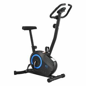 Fitness Bike mit einstellbare Sitzh/öhen Heim Sitzfahrrad mit Digitaler Monitor Multifunktionaler Beintrainer Fahrradtrainer 150 kg Belastbar DnKelar Heimtrainer Fahrrad f/ür zuhause