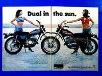 """Original Print Ad-8.5 x 11/"""" 1968 Wheel Horse Tractor LIFERS"""