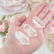 Clear Quartz Double Terminated Point, Crystal Point, Quartz Healing Crystals