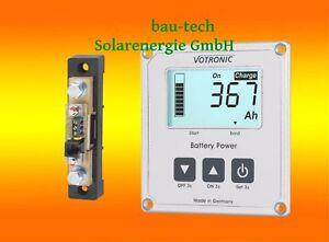 Votronic LCD-Batterie-Computer 200 S Smart Shunt 200A