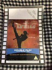 Karate kid blu-ray steelbook BRAND NEW