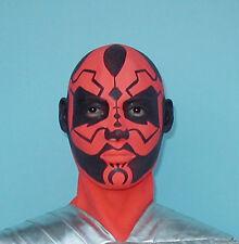 Zagor Foam Latex Hood Mask Rubber Masks!