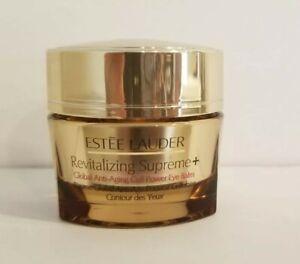Estee Lauder Revitalizing Supreme+ Global Anti-Aging Cell Power Eye Balm 0.5 oz