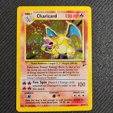 Charizard 1999 base set 2 holo wotc not shadowless psa ?