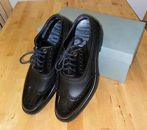 Vivienne Westwood Men's Shoes - US 8 (fits like 9.5/10) - Brogue Black Rubber