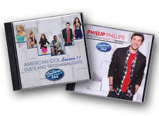 American Idol 2-CD LOT Season 11 - Phillip Phillips - Duets and Trios Highlights
