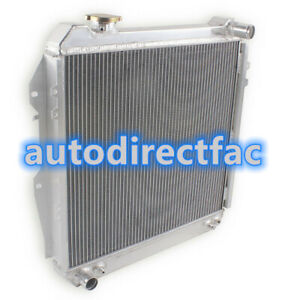 3 Cores Aluminum Radiator For TOYOTA PICKUP 4RUNNER 4WD 3.0 V6 3VZE 1988-1995