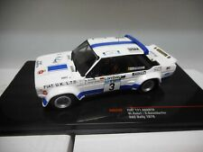 Citroen Dyane #162 Rally Monte Carlo 1978 1/43 Ixo Rac054