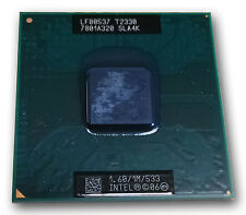 T2330 Intel Pentium Dual-Core Processor SLA4K Socket P 1.60 GHz TOSHIBA CPU