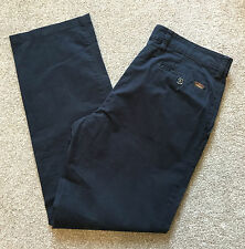 WORN ONCE CAMEL ACTIVE NAVY CHINO TROUSERS GR.52 UK 36 W 32 L COST £109