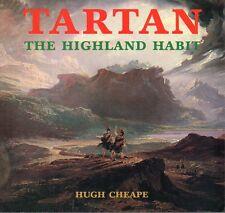 MU50 Tartan The Highland Habit Hugh Cheape In inglese 1991
