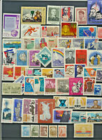 Russia Mint Mini Collection 60 Different Vintage Stamps NH High Retail Value