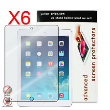 NEW 2014 Anti-Glare [Matte] Screen Protector for Apple iPad Air iPad 5 - 6 Pack