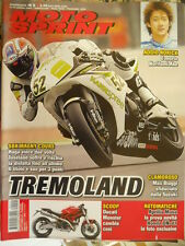 Motosprint 41 2007 E' morto Norifumi ABE ADDIO Norick -