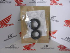 Honda NSF 100 NSR 50 zb 50 fourche joints phrase original nouveau seal set Fork nos
