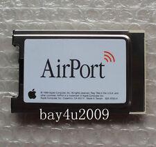 Apple Airport Card eMac/iMac/iBook G3/G4 Mac Wireless WiFi 802.11b Adapter Card