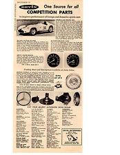 1958 DEVIN KIT CAR ~ ORIGINAL PRINT AD