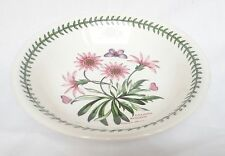 NEW Portmeirion Botanic Garden Low Bowl - Gazania Ringens Treasure Flower