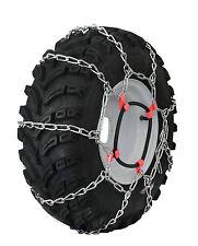 Grizzlar GTU-403 Garden Tractor Tire Chains 16x5.50-8 16x6.50-8 5.00/5.70-8