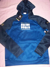 Nike DriFit Men's Indianapolis Colts Hoodie NWT Medium