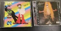 Shaggy 2 Dope - Solo Albums CD Lot insane clown posse twiztid F.T.F.O. Fxck Off!