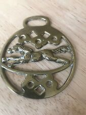 Collectable Vintage Horse Brass Brasses - Galloping Horse