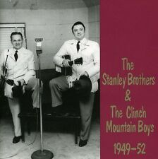 The Stanley Brothers - 1949-52 [New CD]