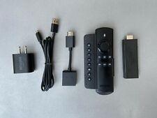 Amazon Fire TV Stick (2nd Gen) & SideclickUniversalRemote Control Attachment