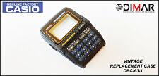 VINTAGE CASE/CAJA  CASIO DBC-63-1 NOS.