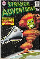 Strange Adventures #143 Silver Age DC Comics F/VF