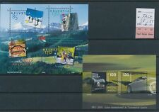 LO54877 Switzerland car expo friends of nature sheets MNH fv 6,55 SFR