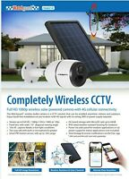 Watchguard Reolink Go 1080p Wireless 4G Bullet & Solar Panel REO-GO-SP2