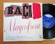 "CM 31 Bach Magnificat Maria Stader Walter Reinhart 1961 EXCELLENT 10"" Vinyl LP"