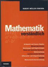 Mathematik verständlich von Wolfgang Müller-Fonfara