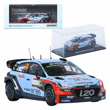 Pino B&D HYUNDAI New Generation_i20 WRC 1:43 Scale Italy Display Mini Car