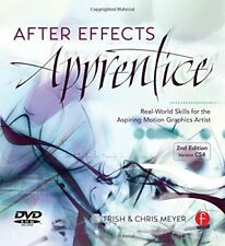 After Effects Apprentice by Meyer, Chris and Trish Mixed media product Book The